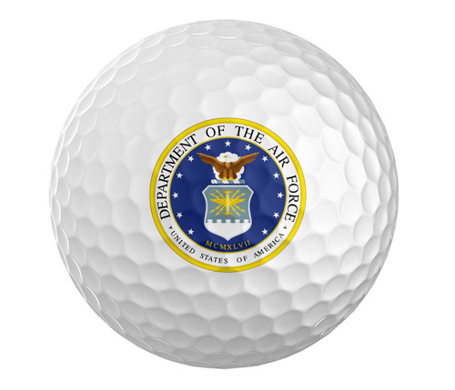 Air Force Golf Balls - Set of 3
