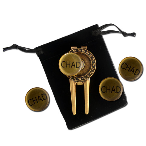 Executive Divot Tool Set