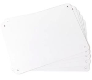 LabelTac® Aluminum Sign Blanks
