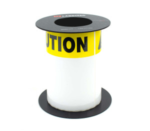 LabelTac 6 and LabelTac 9 Die-Cut Caution OSHA Header Roll