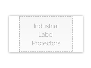 Heavy Duty Label Protectors