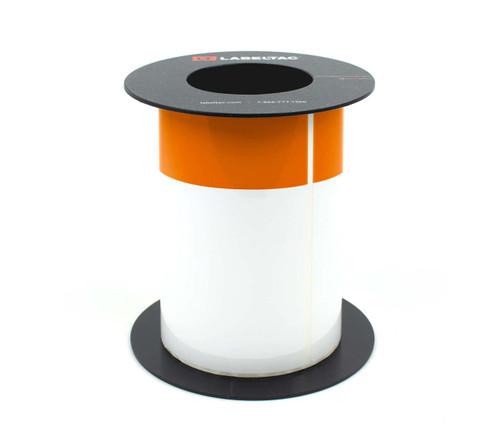 LabelTac 6 and LabelTac 9 Die-Cut Orange Header Roll