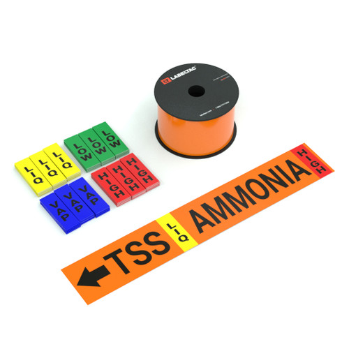 LabelTac® 4 Pro and Pro Model - Ammonia Indoor/Outdoor Supply Bundle