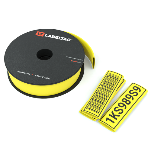 LabelTac® Printable Shrink Tube