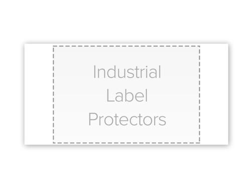 Heavy Duty Label Protectors