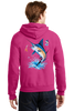 Outer Banks Gulf Stream Blue Marlin Hoodie