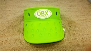 Lime Green OBX Floatable Visor