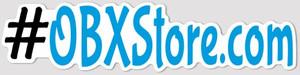 #OBXStore.com DECAL STICKER
