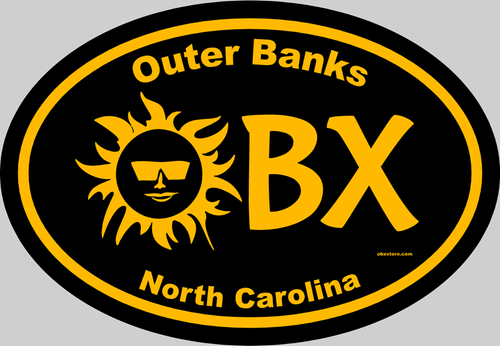Sunny Obx Sticker