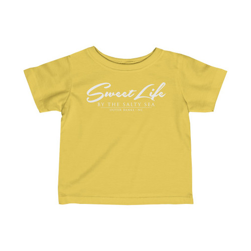Sweet Life Outer Banks Infant Fine Jersey Tee