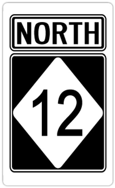Highway 12 North
