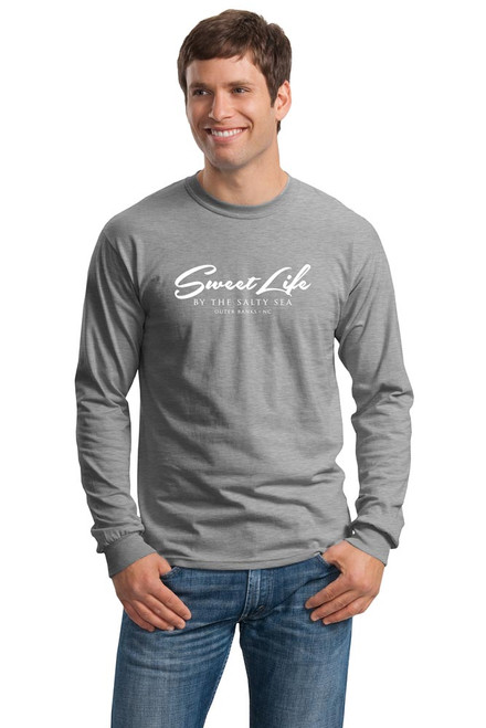 Shirt shown in Sport Grey