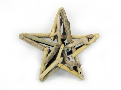 Driftwood Star Sculpture 9.5""