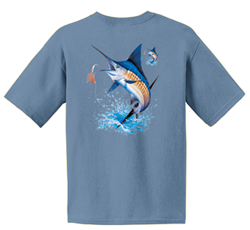 Gulf Stream Blue Marlin Short Sleeve T-Shirt