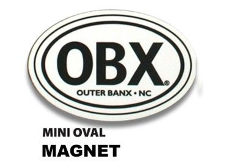 obx mini oval magnet