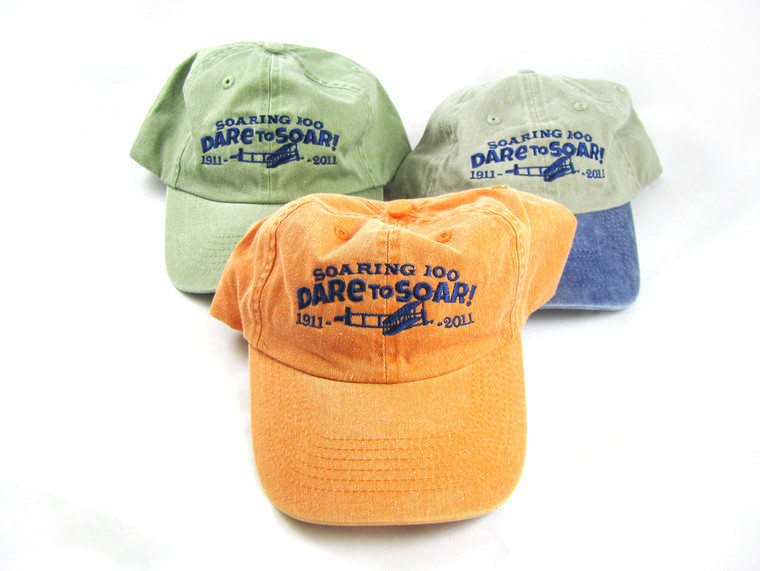 Youth Soaring 100 Wright Brothers Hat
