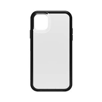 iPhone 11 LifeProof Clear/Black (Black Crystal) Slam Series Case