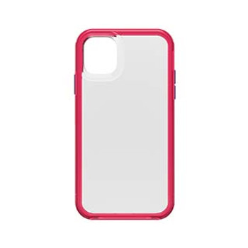 iPhone 11 LifeProof Clear/Pink (Hopscotch) Slam Series Case