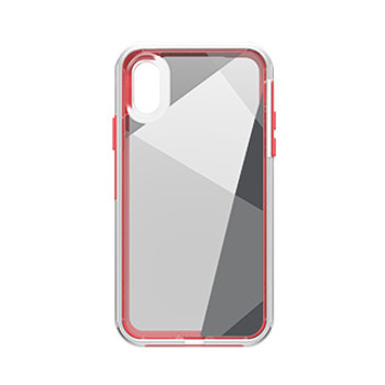 iPhone Xs LifeProof Red/Clear (What's The Angle) Slam case