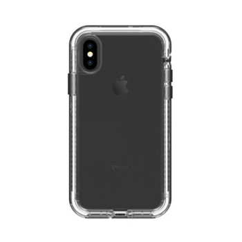 iPhone X/Xs LifeProof Clear/Black (Black Crystal) Next case