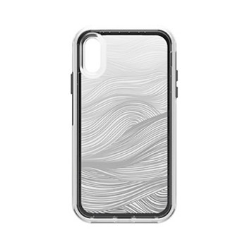 iPhone XR LifeProof Black/Clear (Currents) Slam case