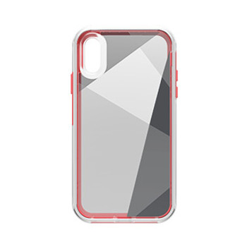 iPhone XR LifeProof Red/Clear (What's The Angle) Slam case