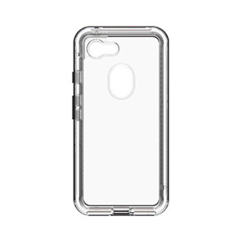 Google Pixel 3 LifeProof Clear/Black (Black Crystal) Next case