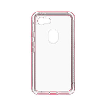 Google Pixel 3 XL LifeProof Clear/Pink (Cactus Rose) Next case