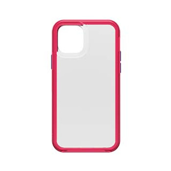 iPhone 11 Pro LifeProof Clear/Pink (Hopscotch) Slam Series Case