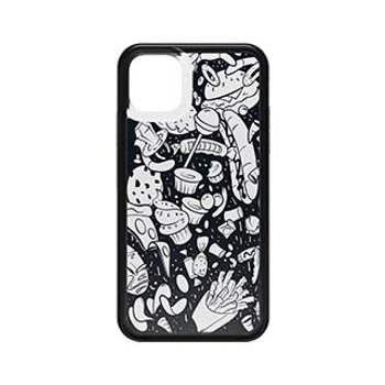 iPhone 11 Pro Max LifeProof Black/White (Junk Food) Slam Series Case