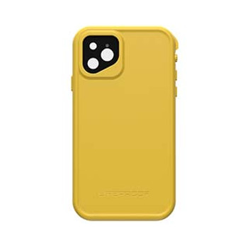 iPhone 11 LifeProof Yellow (Atomic #16) Fre case
