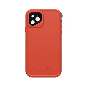 iPhone 11 LifeProof Blue/Orange (Fire Sky) Fre case