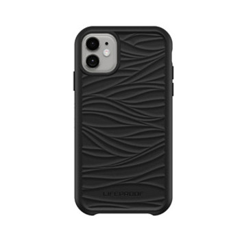 iPhone 11 LifeProof Black Wake Recycled Plastic Case