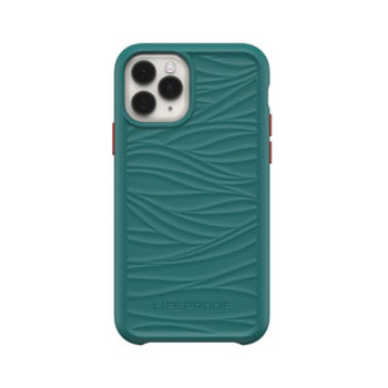 iPhone 11 LifeProof Green/Red (Down Under) Wake Recycled Plastic Case