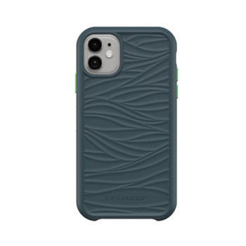iPhone 11 LifeProof Blue/Green (Neptune) Wake Recycled Plastic Case