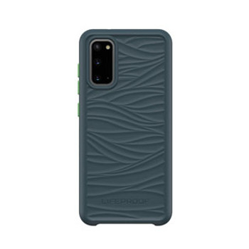 Samsung Galaxy S20 LifeProof Blue/Green (Neptune) Wake Recycled Plastic Case