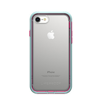 iPhone SE (2020)/8/7 LifeProof Blue/Purple (Aloha Sunset) Slam case