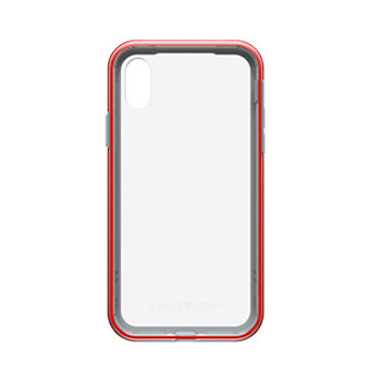 iPhone X LifeProof Red/Grey (Lava Chaser) Slam case