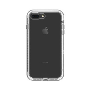 iPhone 8 Plus/7 Plus LifeProof Clear/Grey (Beach Pebble) Next case