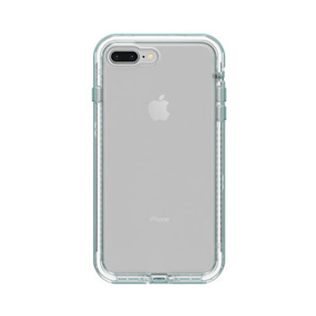 iPhone 8 Plus/7 Plus LifeProof Clear/Blue (Seaside) Next case