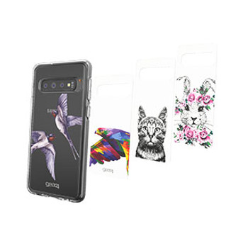 Samsung Galaxy S10 Gear4 D3O Animal Kingdom Chelsea Inserts (4 pcs)