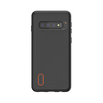 Samsung Galaxy S10 Gear4 D3O Black Battersea Grip Case
