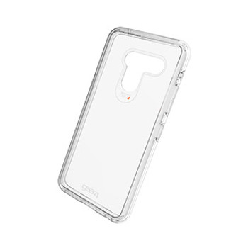 LG G8 ThinQ Gear4 D3O Clear Crystal Palace Case