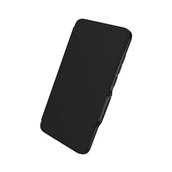 Huawei P30 Gear4 D3O Black Oxford BookCase