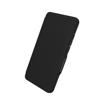 Huawei P30 Pro Gear4 D3O Black Oxford BookCase