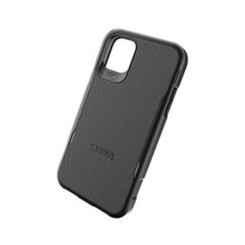 iPhone 11 Pro Max Gear4 D3O Black Platoon Case w/ Holster