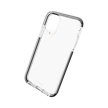 iPhone 11 Gear4 D3O Black Piccadilly Case