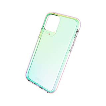 iPhone 11 Pro Gear4 D3O Crystal Palace Iridescent Case