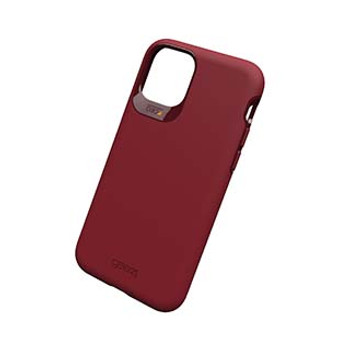 iPhone 11 Pro Gear4 D3O Red (Wine) Holborn Case