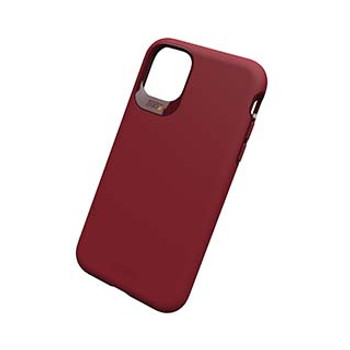 iPhone 11 Gear4 D3O Red (Wine) Holborn Case